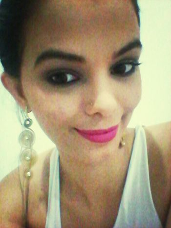 Flat out or fabulous? Macmakeup Pink Lips Cute♡