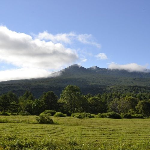 八甲田山 山 風景