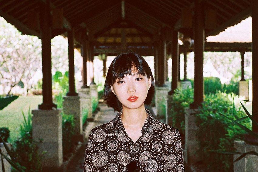 Mira Heo Self-portrait Film Work Contax T3