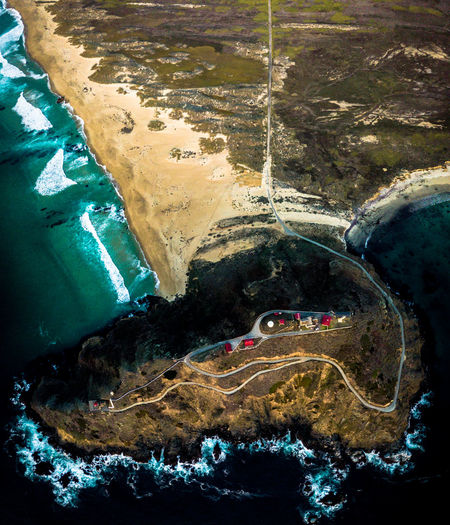 Drone  Aerial View Beauty In Nature Day Drone Photography High Angle View Nature No People Outdoors Scenics Sea Water