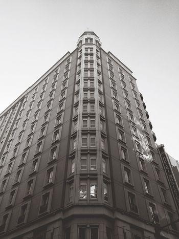 Capa Filter First Eyeem Photo Black & White Blackandwhite Architecture Bw_collection