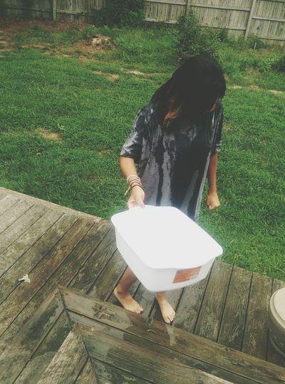 Post ALS Ice Bucket Challenge That's Me Throwback ALS Ice Bucket Challenge I Donated