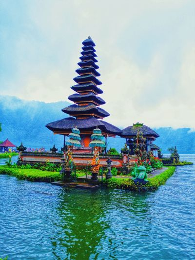 Purabedugul Pura Religion Pagoda Travel Tourism Sky Spirituality Ancient History Outdoors Place Of Worship Travel Destinations