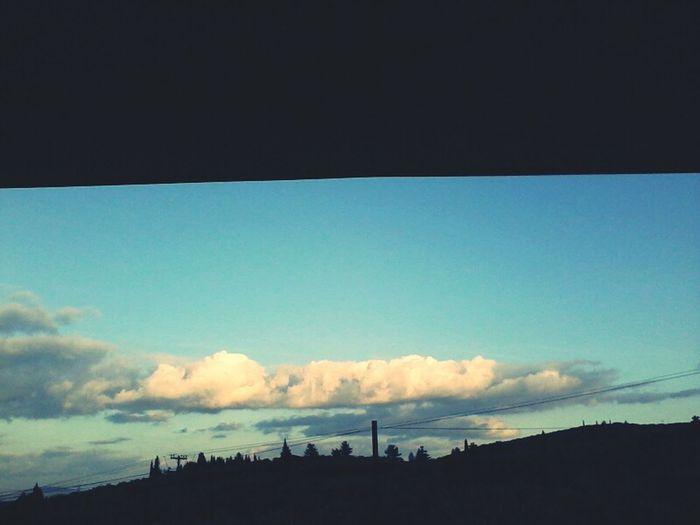 Clouds Sky Theskyaboveus