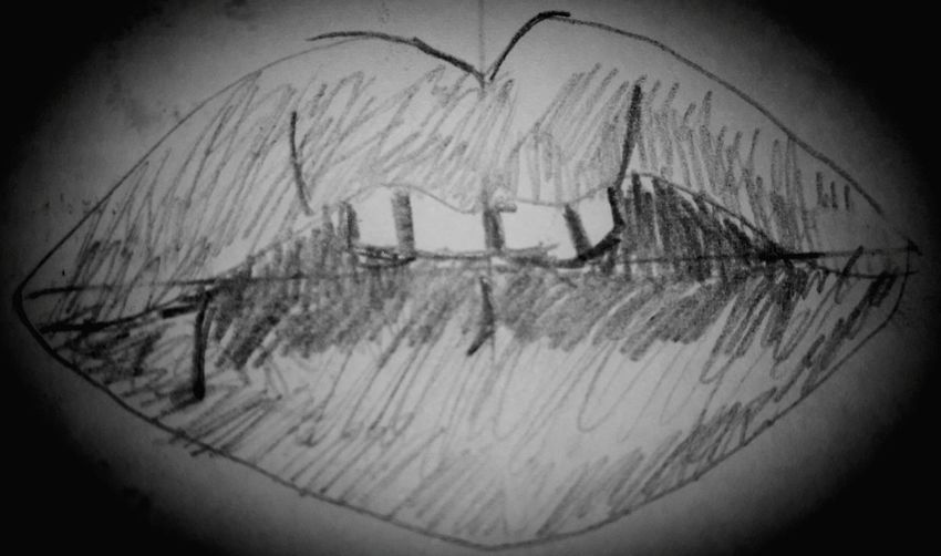 Lips Arte Creativity Good Dibujo Dibujo A Lapiz Dibujando Dibujando Un Rato! Dibujando Ando Nose Dibujar Good Life Blackandwhite