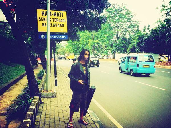 Enjoying Life Taking Photos Urbanoir Jakarta