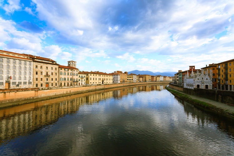 Pisa view.