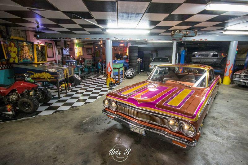 Lowrider Automotive Photography Garage Scène Belgium Supremecc Buick