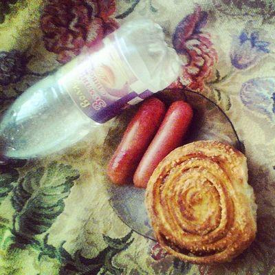 Завтрак: D