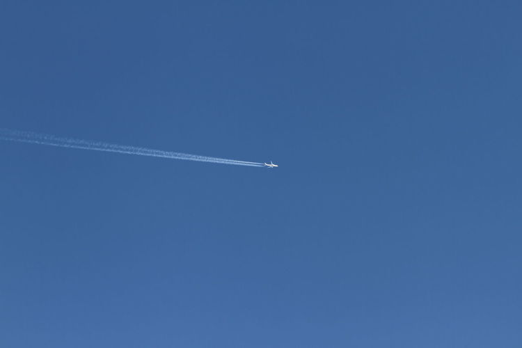 Airplane on a