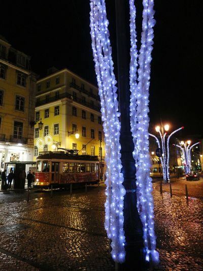 Best Christmas Lights Nightphotography Night Lights Night Lights Lisboa Christmas Lights Christmastime Christmas Time Christmas Decorations Christmaslights Brick Pavement Cities At Night