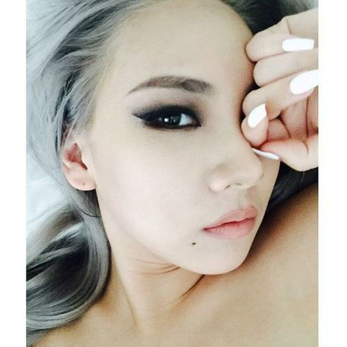 2NE1 CL 2ne1 Cl GZB Lee Chaerin Cl_queen Butterfly YGEntertainment Ygfamily