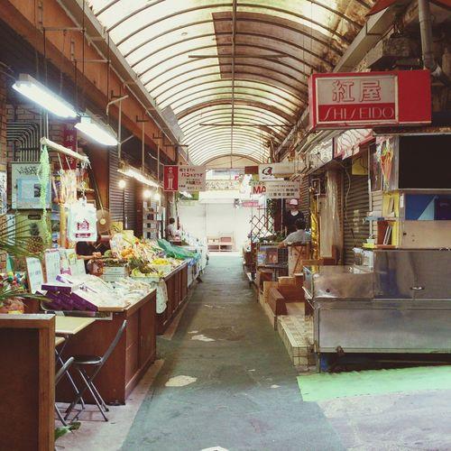 商店街 Okinawa Shopping Street