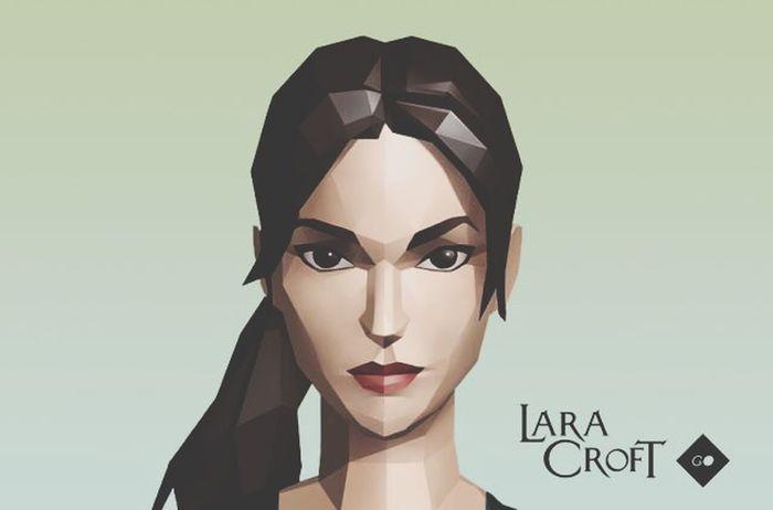 Laracroft Laracroftgo Tombraider