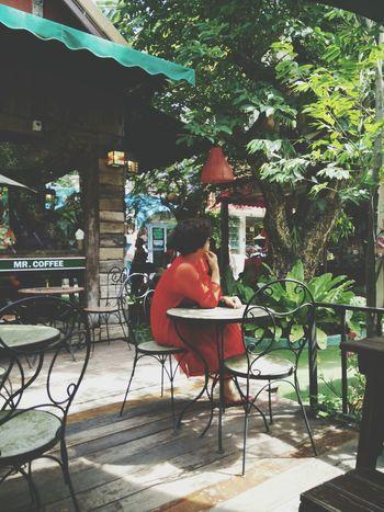 ป้านางแบบ...แดงได้ใจHoliday♡ Enjoy View Life Photo Like Streetphoto Relaxing