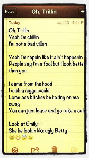 My Rap