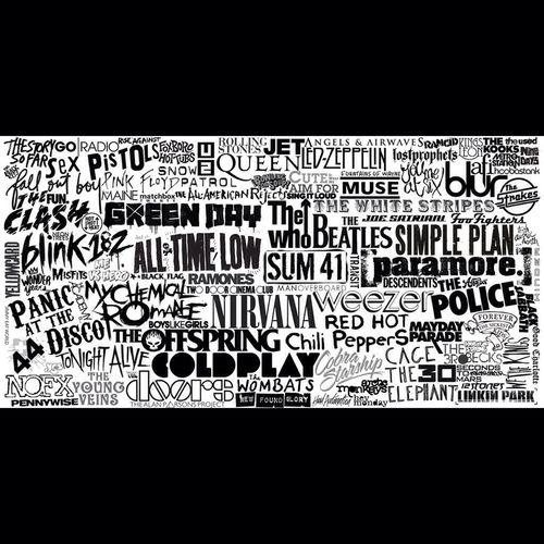 ??✊ Like em? Love em. Bands That Saved Me