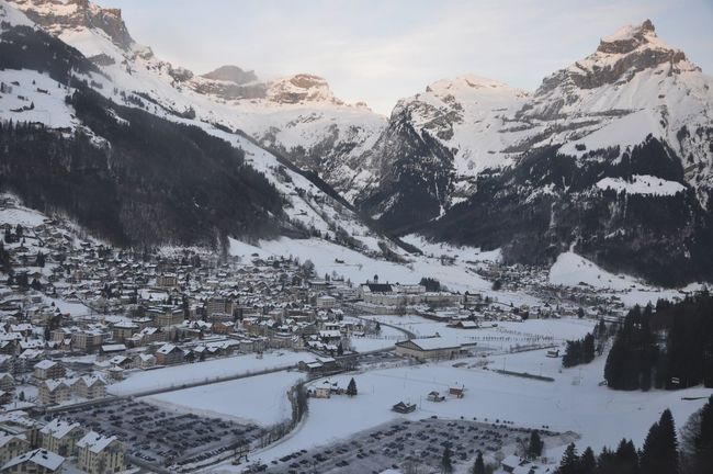 Eye4photography  EyeEm Best Shots EyeEm Nature Lover Landscape Mountains Snow Switzerland Winter Beautiful Town Alpine Wintertime