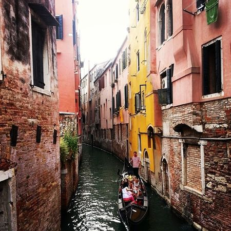 Made it to Venice. ♥