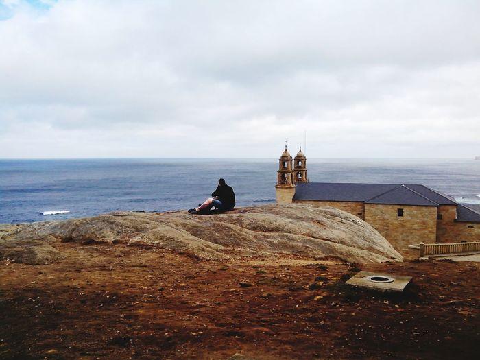 Taking Photos Muxía SPAIN Enjoying Life Nature CaminodeSantiago Check This Out Relaxing