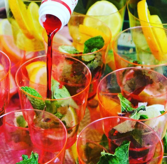 Food And Drink Drink Refreshment Drinking Glass Cocktail Freshness Alcohol Close-up Leaf Indoors  No People Food Ice Cube Drinking Straw Mint Leaf - Culinary Wineglass Healthy Eating Day Mojito Colorful Moments Bar Relax Barbaris18