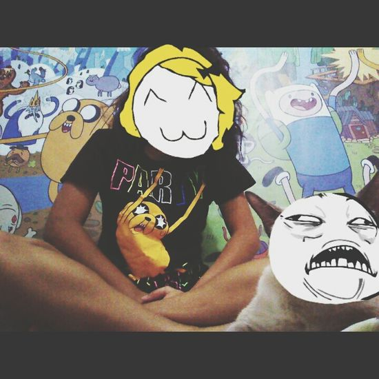 Adventure Time Jakethedog Memes Luna :3 Meow🐱 Finnthehuman Lovers