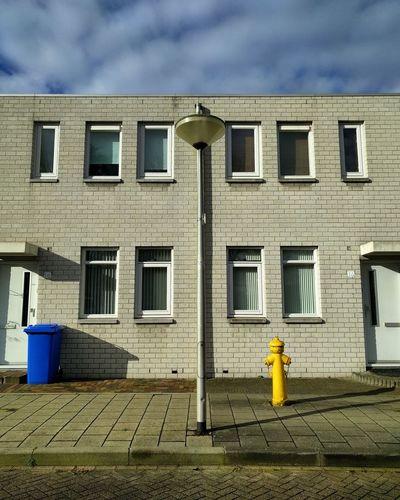 sunny day Delft
