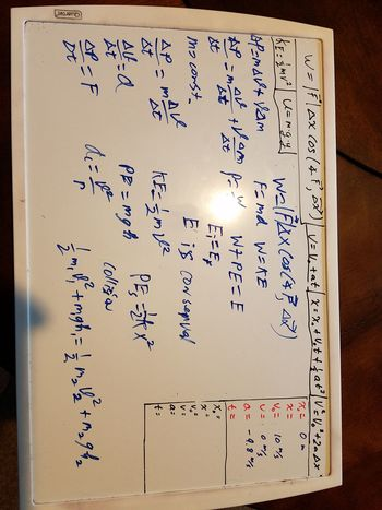 Physics Engineering Formulas Equations