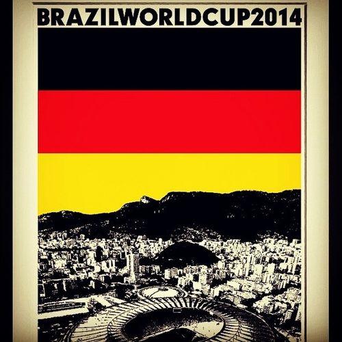 Eine liebe Worldcup14 Germany Deutschland