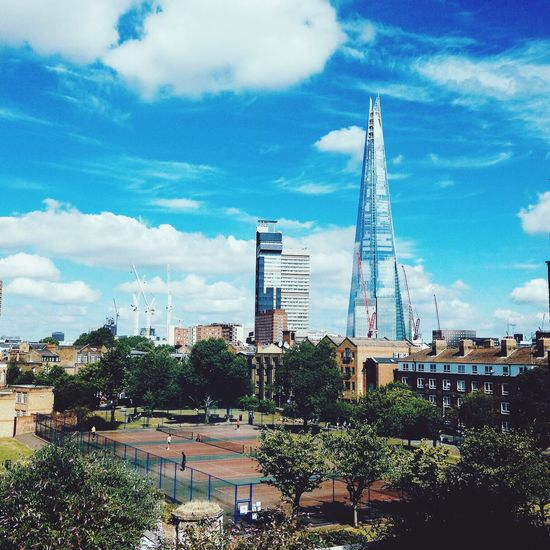London The Shard EyeEm Best Shots Streetphotography Street Photography OpenEdit Architecture Architecture_collection Sky Collection
