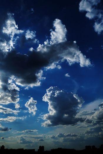Clouds Fujifilm
