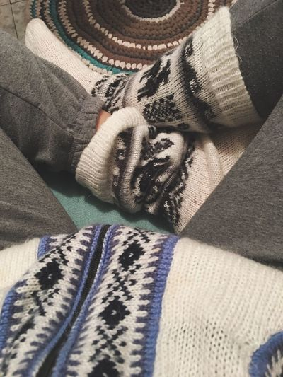 Always Be Cozy Home Real People One Person Indoors  One Animal Home Interior Close-up Pets Domestic Animals Warm Clothing Mammal Animal Themes Human Hand Day Socks Cozy Cozy Place Warm And Cosy Cold Temperature Sitting Pijama