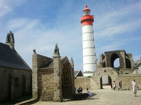 The Places I've Been Today Phare St Mathieu Bretagne Breizh