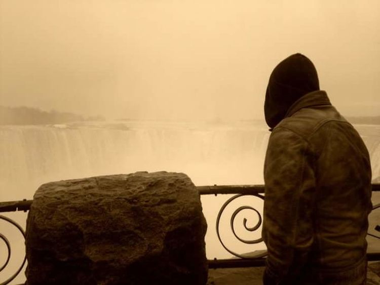 Winter The One Niagra Falls Icecold