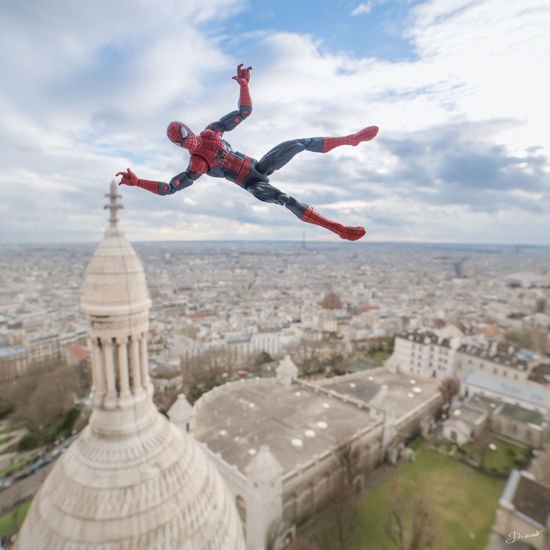 Spiderman Youhou I Believe I Can Fly