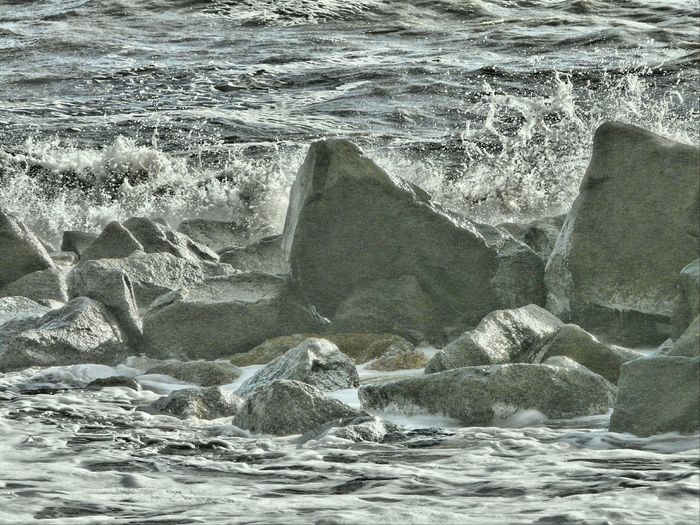 Photography In Motion Nature On Your Doorstep Windy Weather Roughsea Crashing Waves, West Bay Dorset Uk