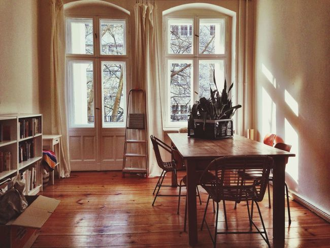 Sunny Day Interior