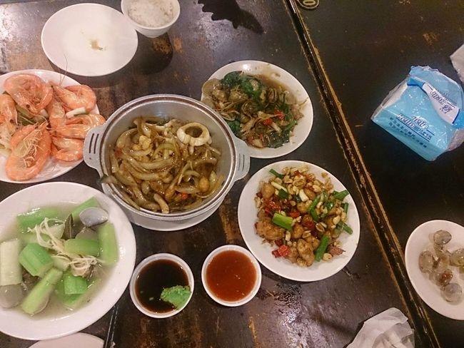 Good for sea food