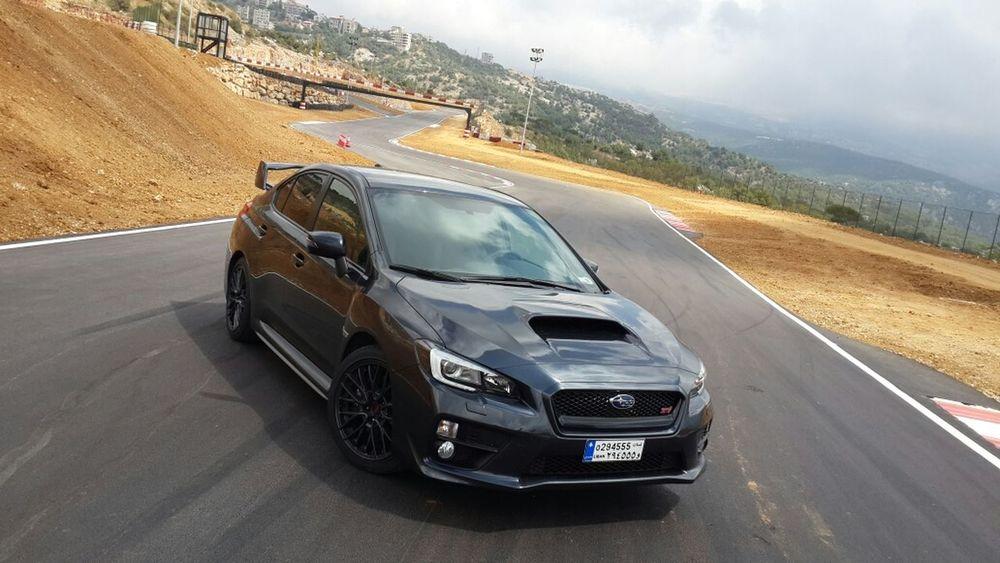Testing the new Subaru Impreza WRX STI STI Subaru Impreza Wrx STi