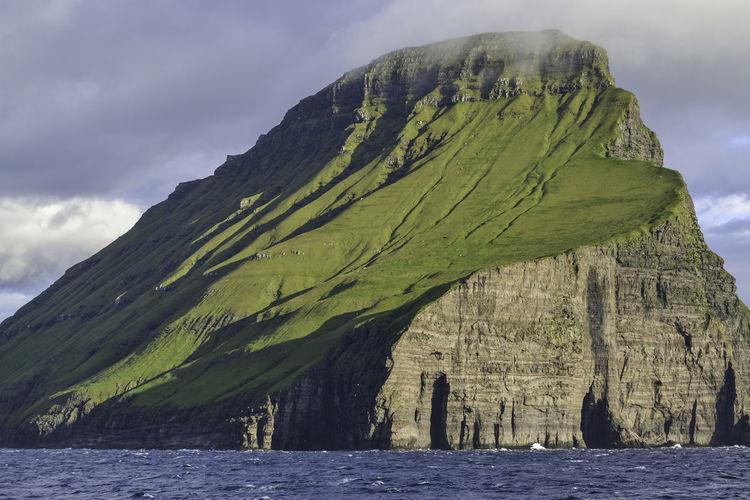 Ways Of Seeing Grass Green Nature Faroe Islands Island Landscape Montain  Outdoors Sea Capture Tomorrow