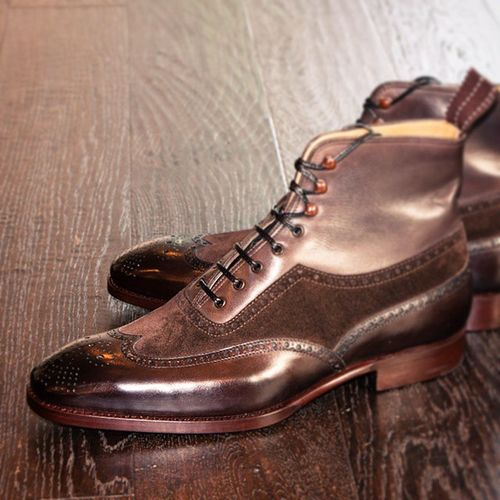 #shoes #crispin's #saintcrispin's #401boot