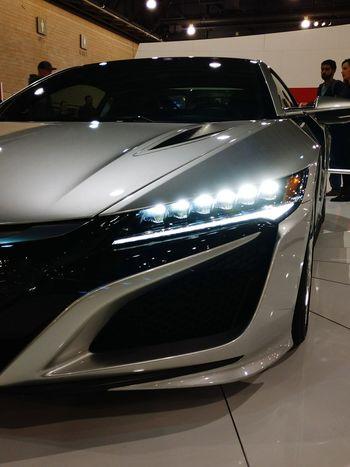 Luxury Car Automobile Industry Racecar Collector's Car Sports Car Bumper Grille