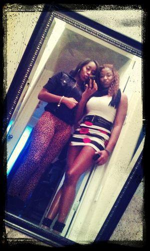 Me & My Boo Niyah :)