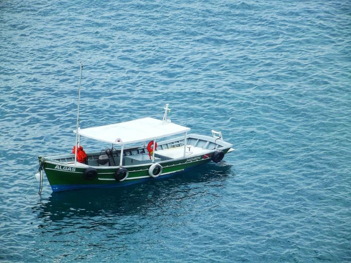 Nautical Vessel Transportation Mode Of Transport High Angle View Day No People Waterfront Beauty In Nature Water Outdoors Sailing Nature