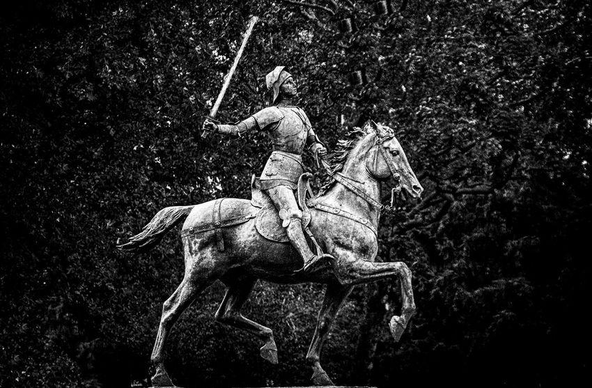 Europe European  France France Photos France 🇫🇷 Human Representation Joan Of Arc Memorial No People Paris Paris ❤ Paris, France  Sculpture Statue First Eyeem Photo