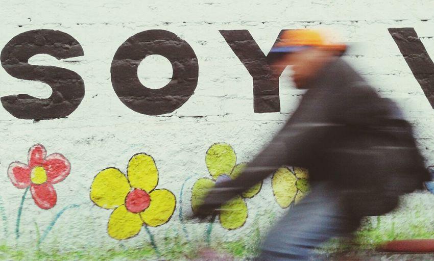 """SOY..."". Streetphotography AMPt_community Ailine Filter Bike"