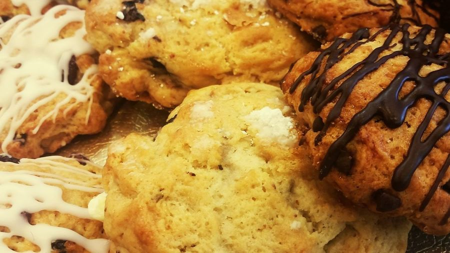 Delicious scones!!! Time For Breakfast