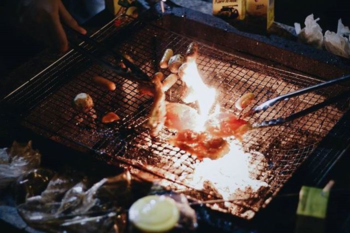 Nothing better than barbeque for friend's birthday celebration Canon EOS 70d EF 50mm f/1.8 STM Hk Hkig Awesome Night Pbhk Milkfoto London Vscocam Vscohongkong Vscoexpo Vscogood Hk2015 Shoot2kill Picoftheday Photooftheday Instameethk BBQ Barbeque Fire Bff Friendship Canonshooter Meat burn food eat