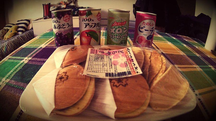 Dorayaki Japanese Food Japanese Culture Japanese Drink