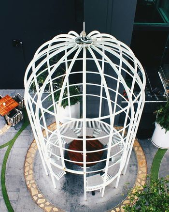 Sphere Architecture Concentric Building Exterior Urban Skyline Sky Architecture Playing Confidence  Indoors  Night No People Outdoors